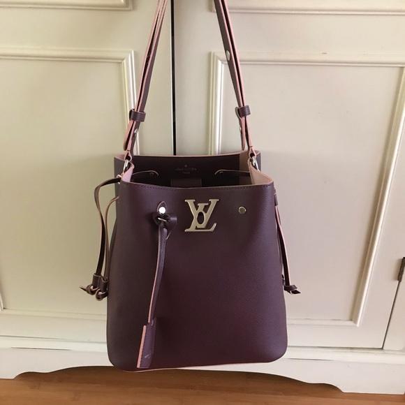 59ef5cee87 Louis Vuitton Bags | Lockme Bucket Vuitton | Poshmark